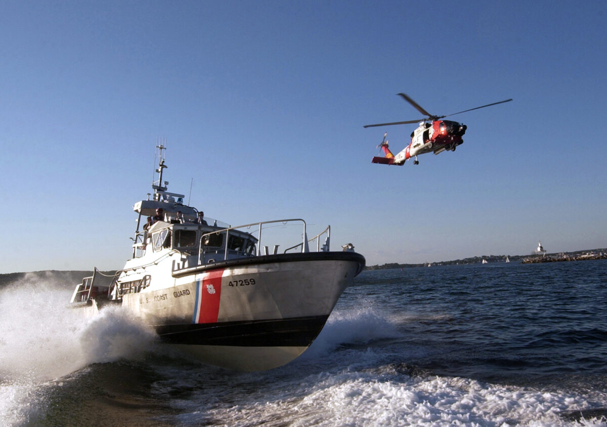 Happy Birthday to the Coast Guard
