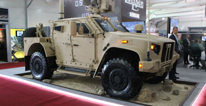 Oshkosh Defense Winning Jltv Joint Light Tactical Vehicle For Us Army And Marines At Ausa 2018 11410153 Show Daily News Coverage Report