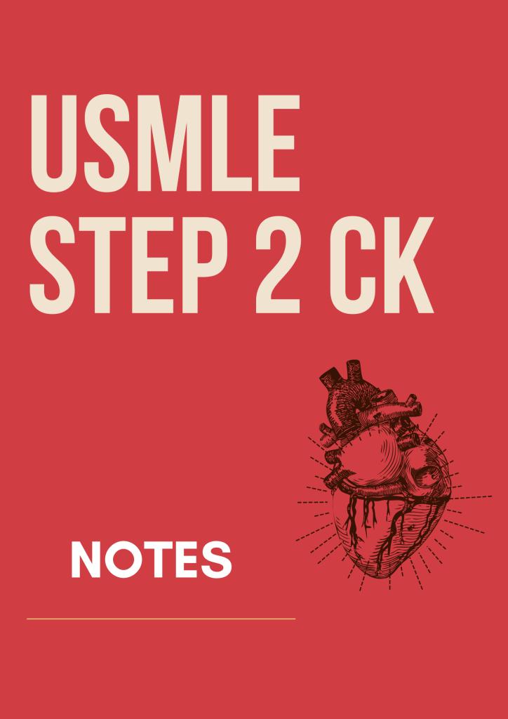 USMLE STEP 2 CK Resources