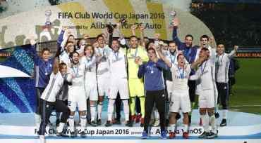 रियल म्याड्रिड दोस्रोपटक क्लब विश्वकप च्याम्पियन – रोनाल्डोले गरे ह्याट्रिक