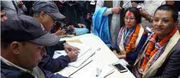 उपमेयर उम्मेदवारी दिन पुगेकि शाक्यको मतदाता नामावलीमा नाम भेएिन
