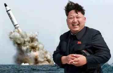 क्षेप्यास्त्र थप विकास गर्न बैज्ञानिकहरुलाई उत्तर कोरियाली नेता किमको निर्देशन