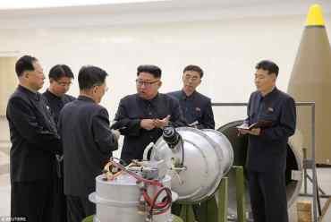 उत्तर कोरियाको चेतावनी:अमेरिकामाथि 'भयानक आणविक आक्रमण र अन्तिम विनाश'को धम्की