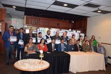 अन्तराष्ट्रिय नारी दिवसको अवसरमा एनआरएनद्धारा कोलोराडोमा बृहत अन्तरकृया सहित ५ महिला सम्मानित