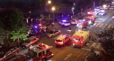 वासिङ्टनमा दुई स्थानमा गोली चल्यो, १ जनाको मृत्यु ८ घाइते