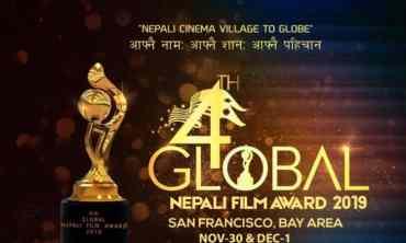 ग्लोबल नेपाली फिल्म अवार्डको चौथो संस्करण सान फ्रान्सिस्कोमा हुँदै