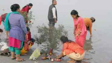 देशभरका नारायण मन्दिरमा भक्तजनको भीड, तुलसीको विशेष पूजा गरिँदै