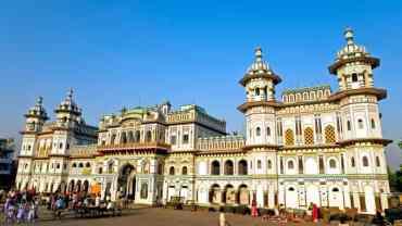 जनकपुरधाम धार्मिक पर्यटनको केन्द्र बन्दै