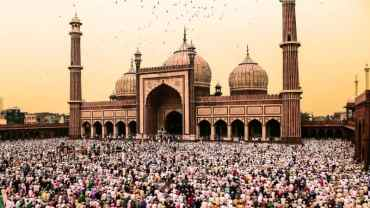 State-5 Chief, Chief Minister greet Muslims on Eid al-Fitr