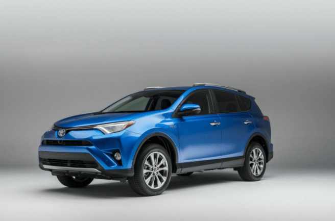 2020 Toyota RAV4 Limited Concept, Release date, Price
