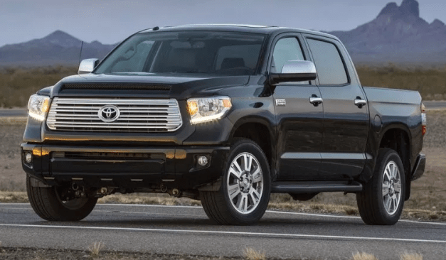 2020 Toyota Tundra Concept, Redesign, Release Date, Engine