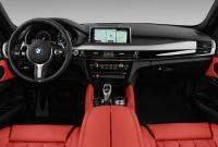 2020 BMW X6 Interior