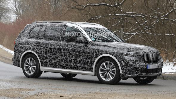 2020 BMW X7 Redesign