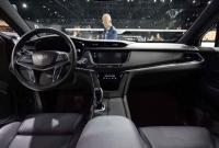 2020 Cadillac XT3 Interior
