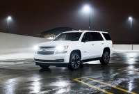 2021 Chevy Tahoe Spy Shots