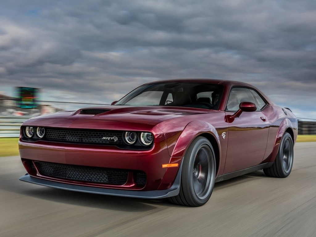 2021 Dodge Barracuda Spy Shots