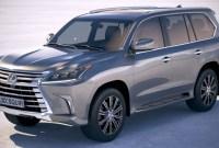 2021 Lexus LX 570 Concept