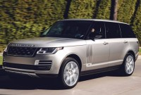 2020 Range Rover Vogue Wallpaper