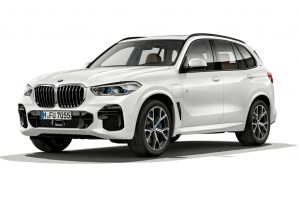 2021 BMW X5 Spy Shots