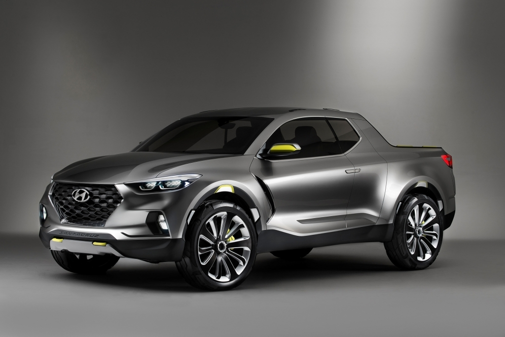2021 Hyundai Santa Cruz Wallpaper