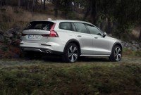 2021 Volvo V60 Cross Country Drivetrain