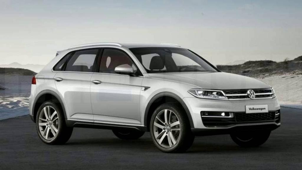 2020 VW Tiguan Wallpaper