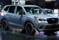 2021 Subaru Forester Powertrain