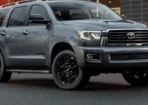 2021 Toyota Sequoia Spy Shots