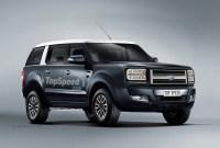 2021 Ford Ranchero Drivetrain