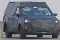 2021 Ford Ranchero Spy Shots