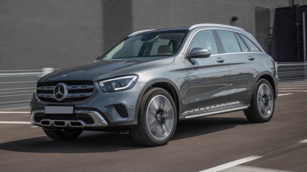 2021 MercedesBenz GLC Release Date