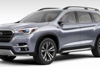 2021 Subaru Ascent Images
