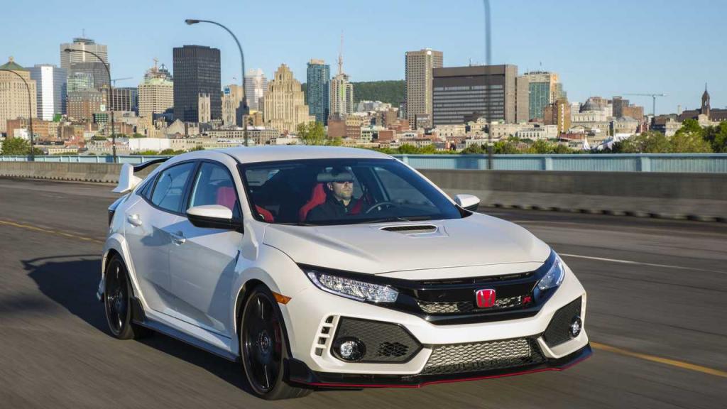 2021 Honda Civic TypeR Engine