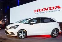 2021 Honda Jazz Exterior