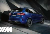 2021 BMW X5 M Release date