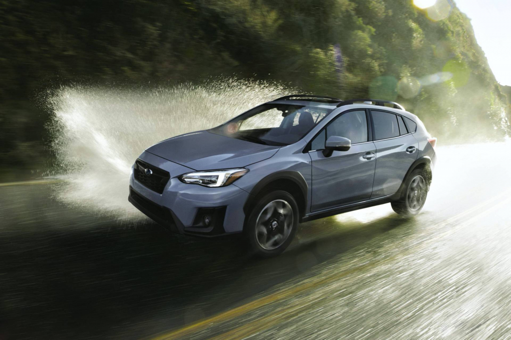 2021 Subaru Crosstrek Spy Shots