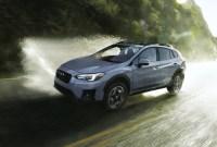 2021 Subaru Crosstrek Spy Shots