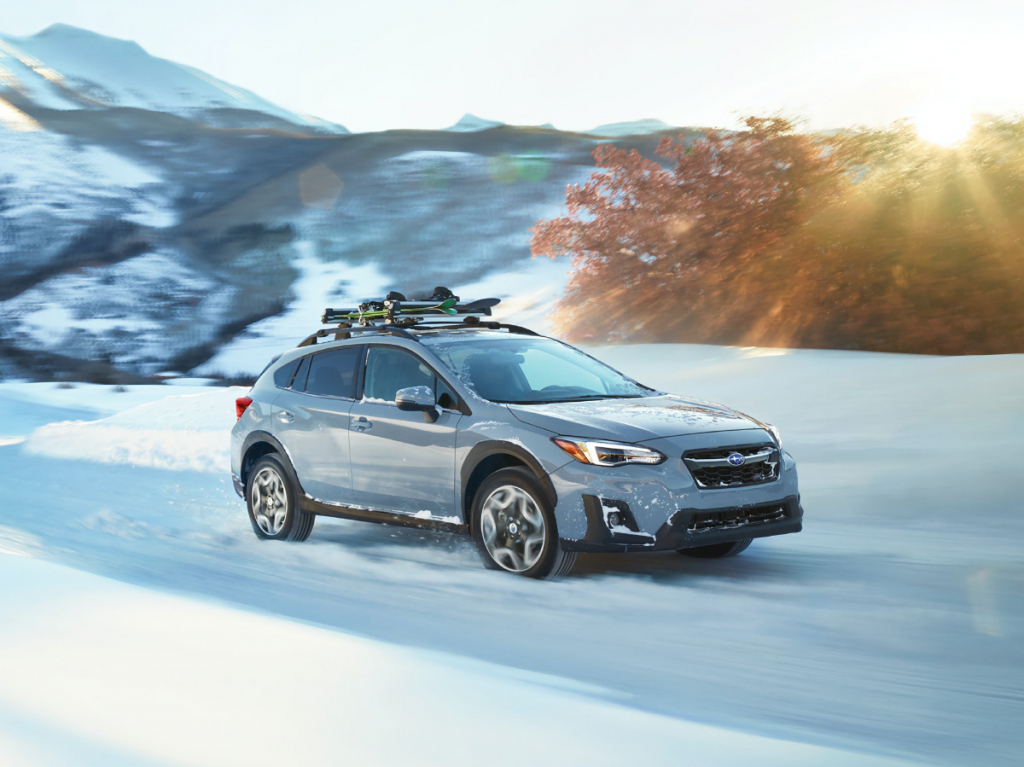 2021 Subaru Crosstrek Wallpapers