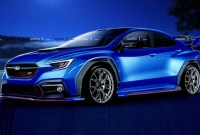 2021 Subaru WRX STI Release date