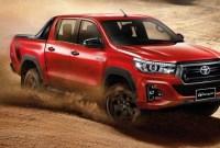 2021 Toyota Hilux Wallpaper