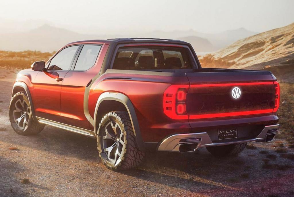 2021 VW Atlas Tanoak Wallpapers