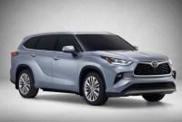 2022 Toyota Highlander Images