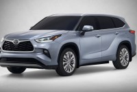 2022 Toyota Highlander Wallpaper
