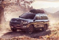 2022 Toyota Land Cruiser Wallpapers