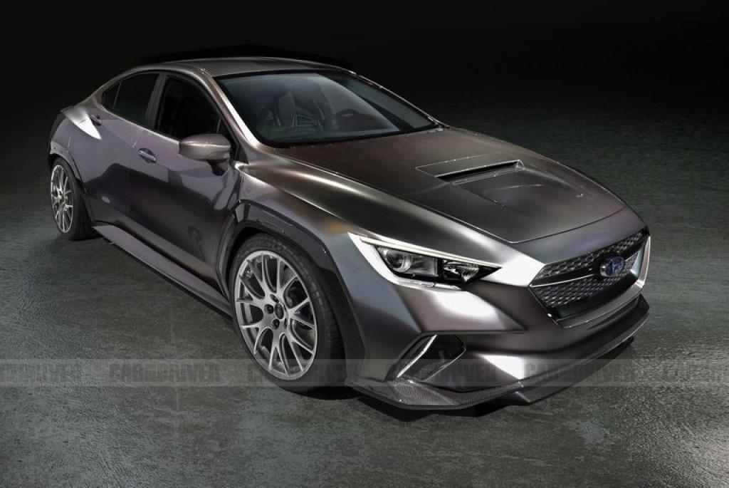 2022 Subaru WRX STI Interior