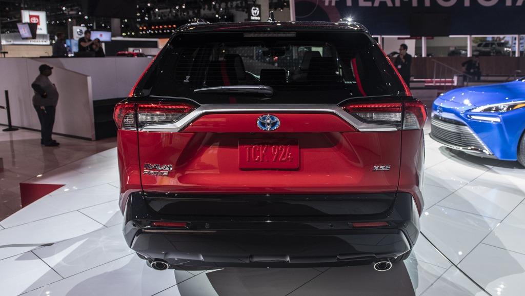 2022 Toyota RAV4 Prime Wallpaper