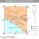 【加州近海3.7 級地震 洛杉磯國際機場和雷東多海灘均有震感】