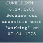 【美國6月19日成聯邦假日後 今天聯邦機構哪些開放與關閉?】
