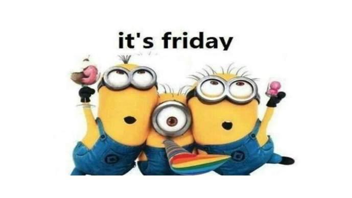 Happy Friday • USO El Paso