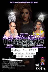 Miss Gay Oklahoma USofA Classic 2017 Handbook Released